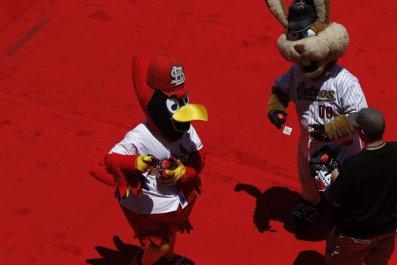Astros Cardinals