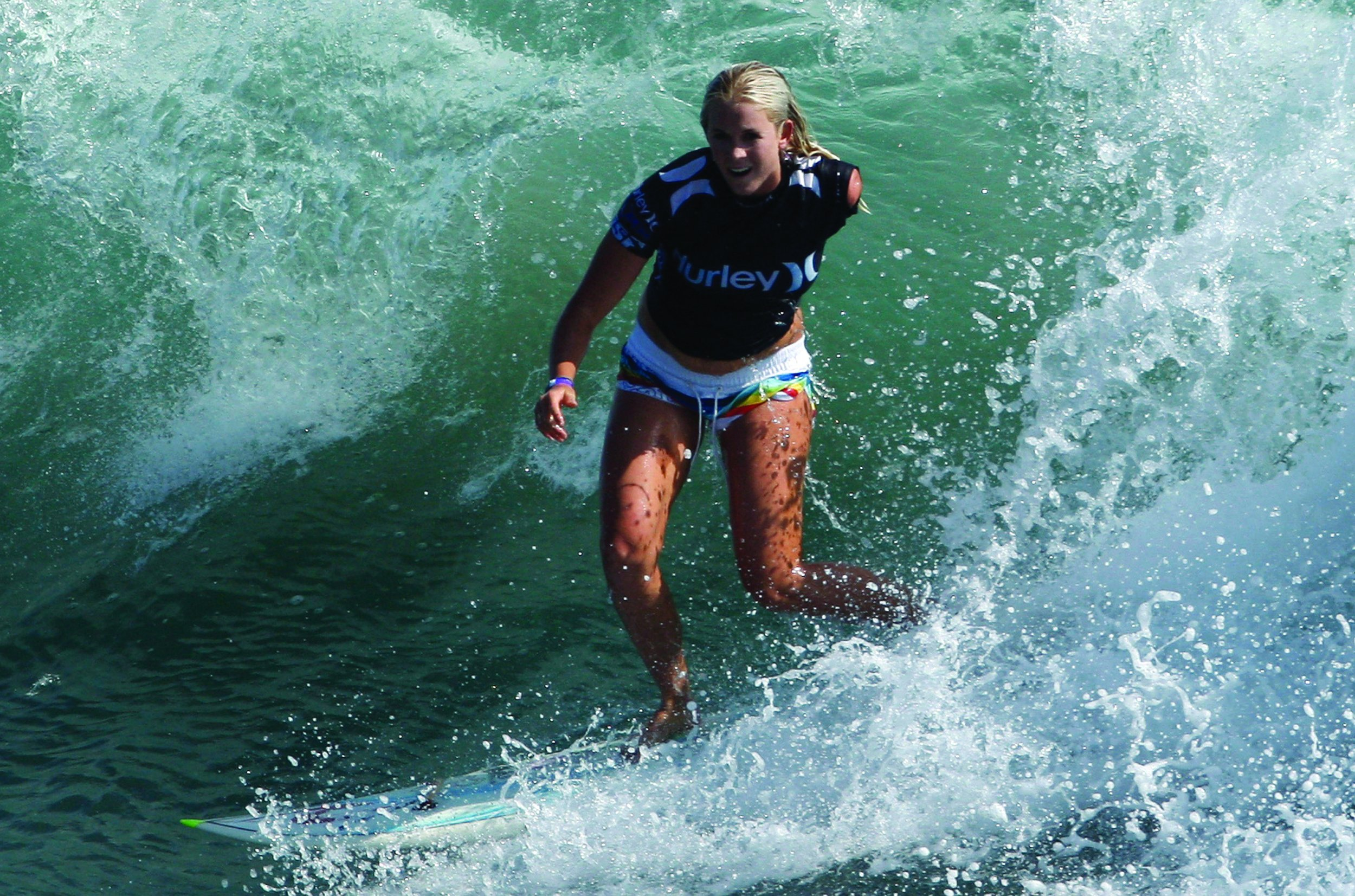 Amazing Miracle Bethany Hamilton The Soul Surfer Who Survived A Shark Attack