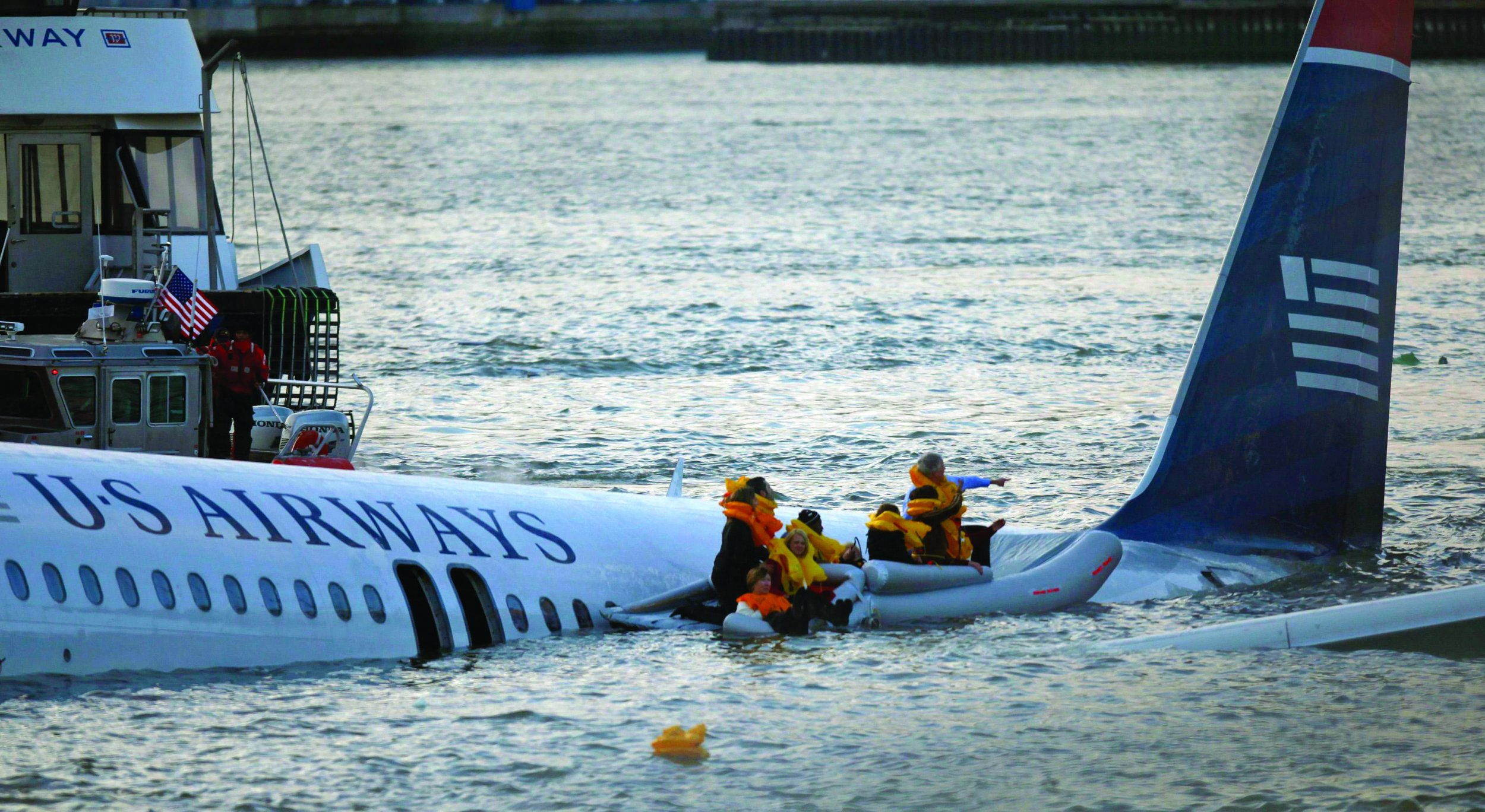 Sully Sullenberger Remembers The Miracle On The Hudson