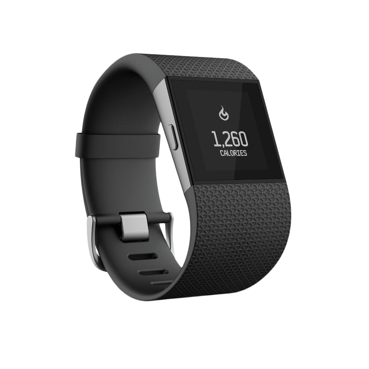 FitBit Surge sports watch A Fitbit fitness tracker.
