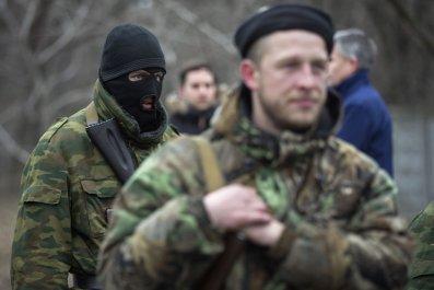 Donetsk separatist