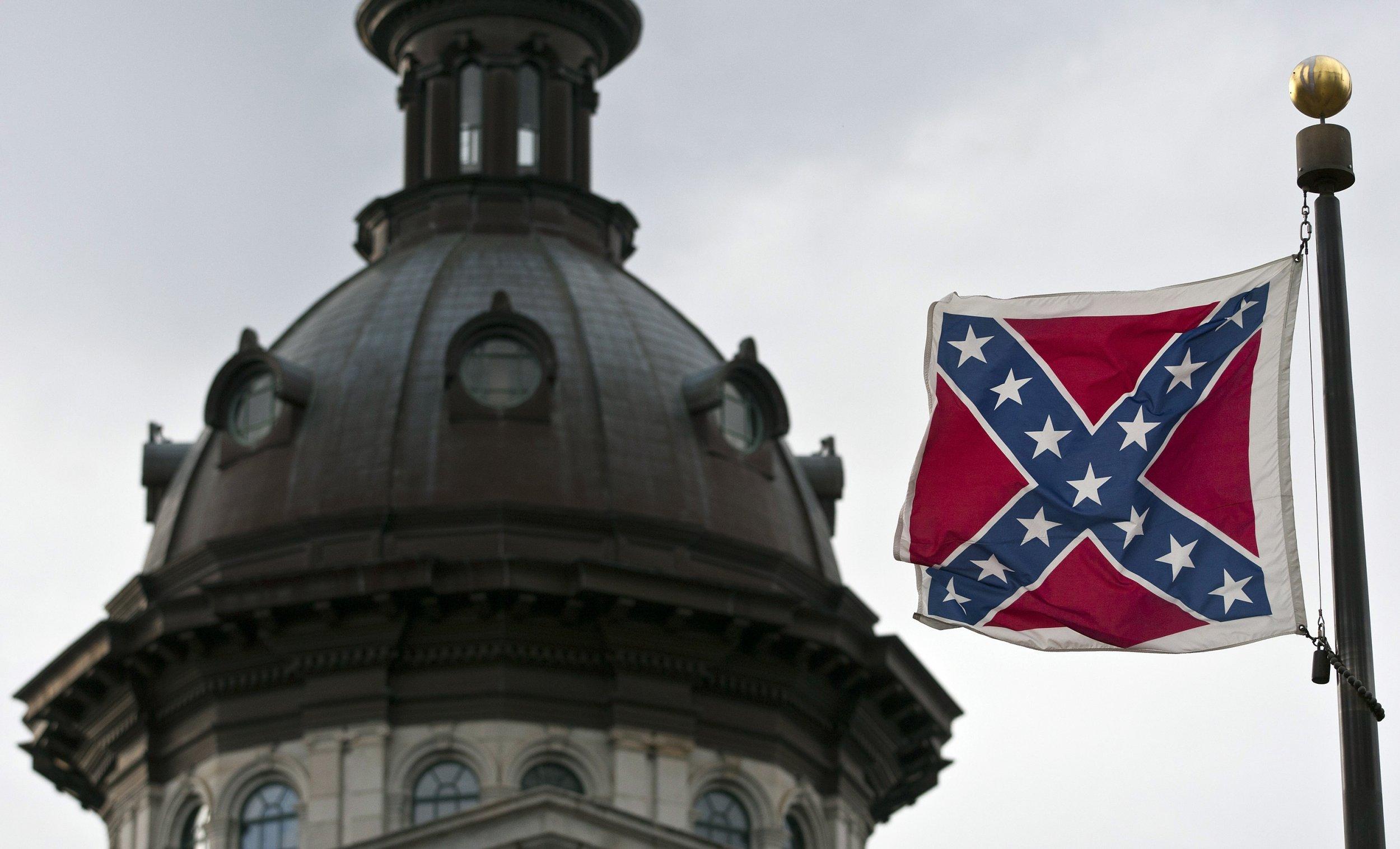 6-18-15 Confederate flag S