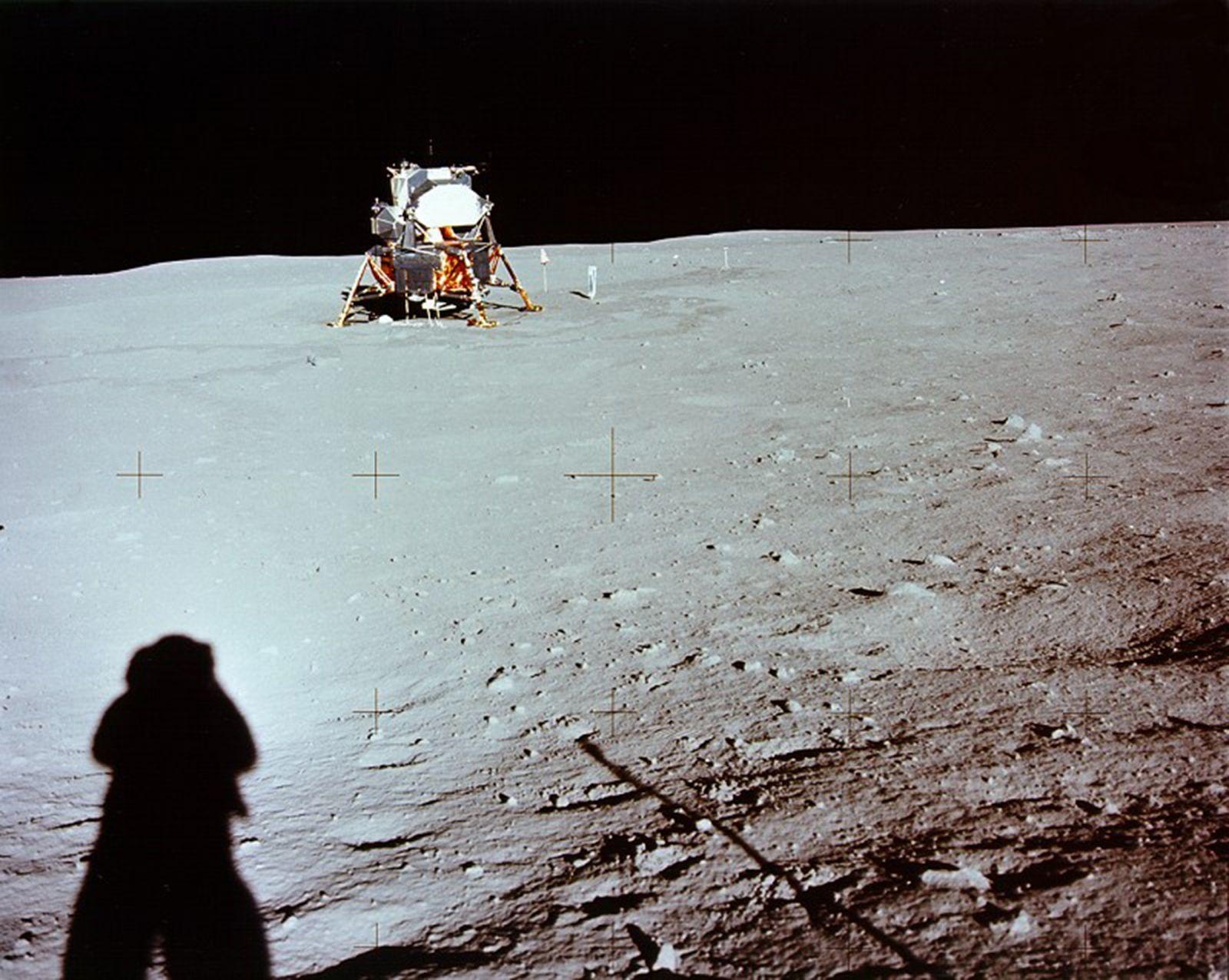 Russia Demands Probe into U S  Moon LandingMoon Landing Pictures 1969