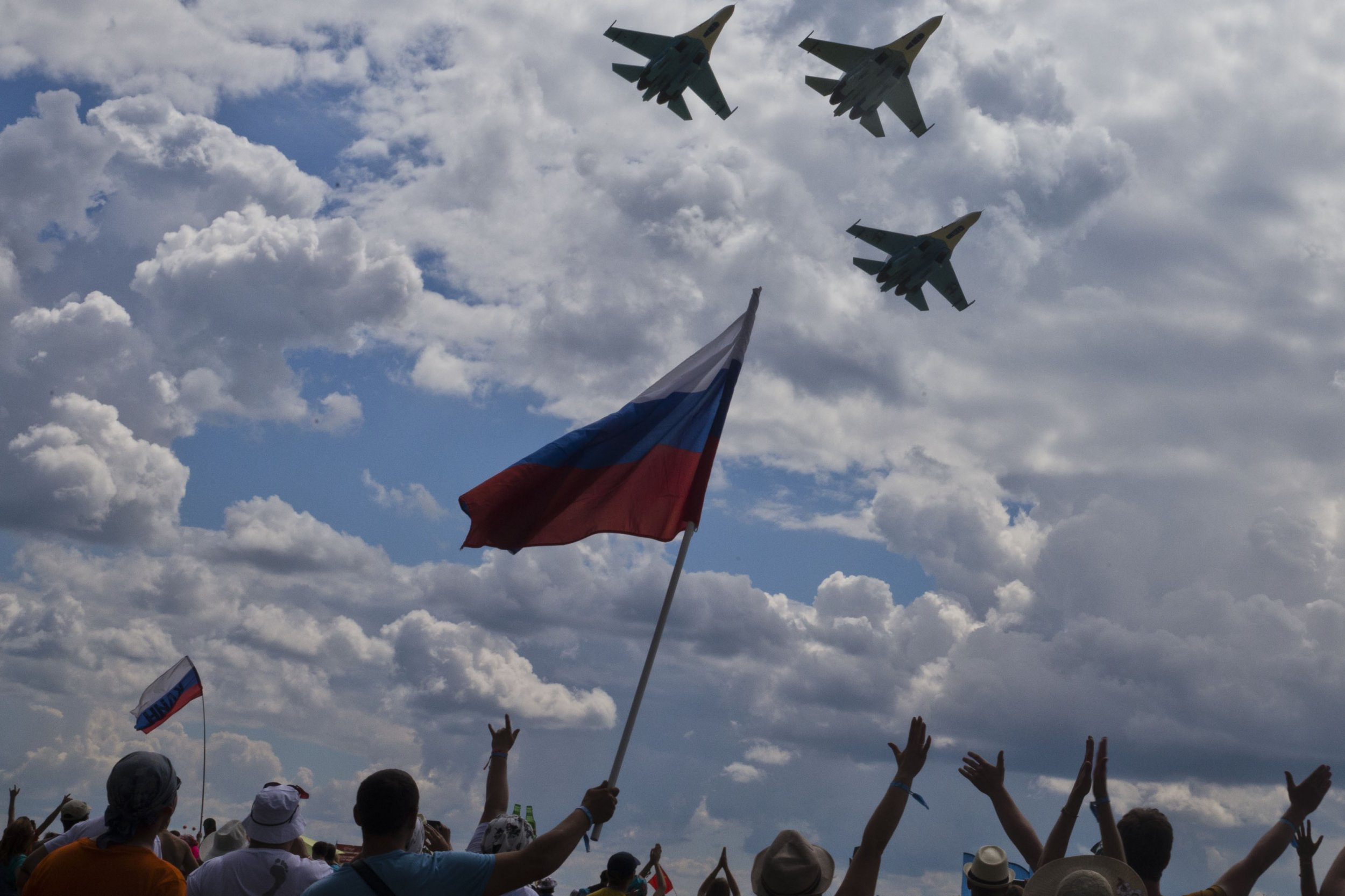 Nashestvie festival in Russia