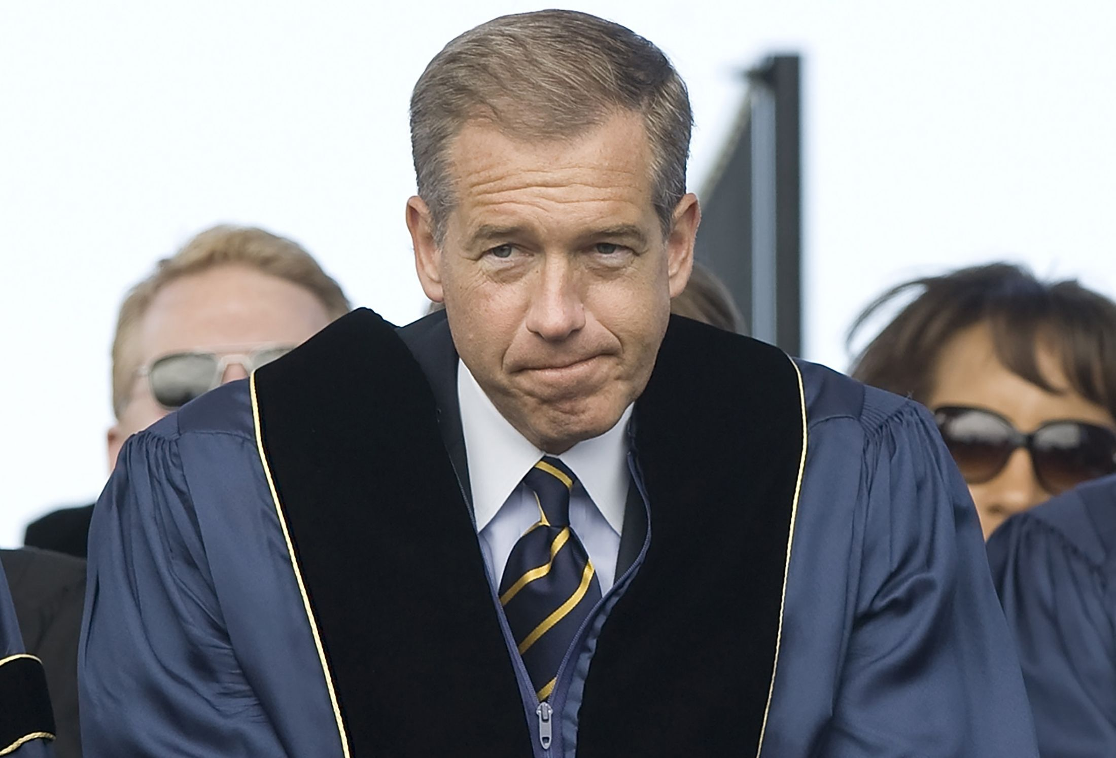 brian williams mistakes were 39 my ego getting the better of me 39. Black Bedroom Furniture Sets. Home Design Ideas