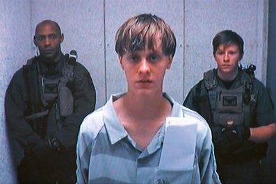 Dylann Storm Roof bail hearing