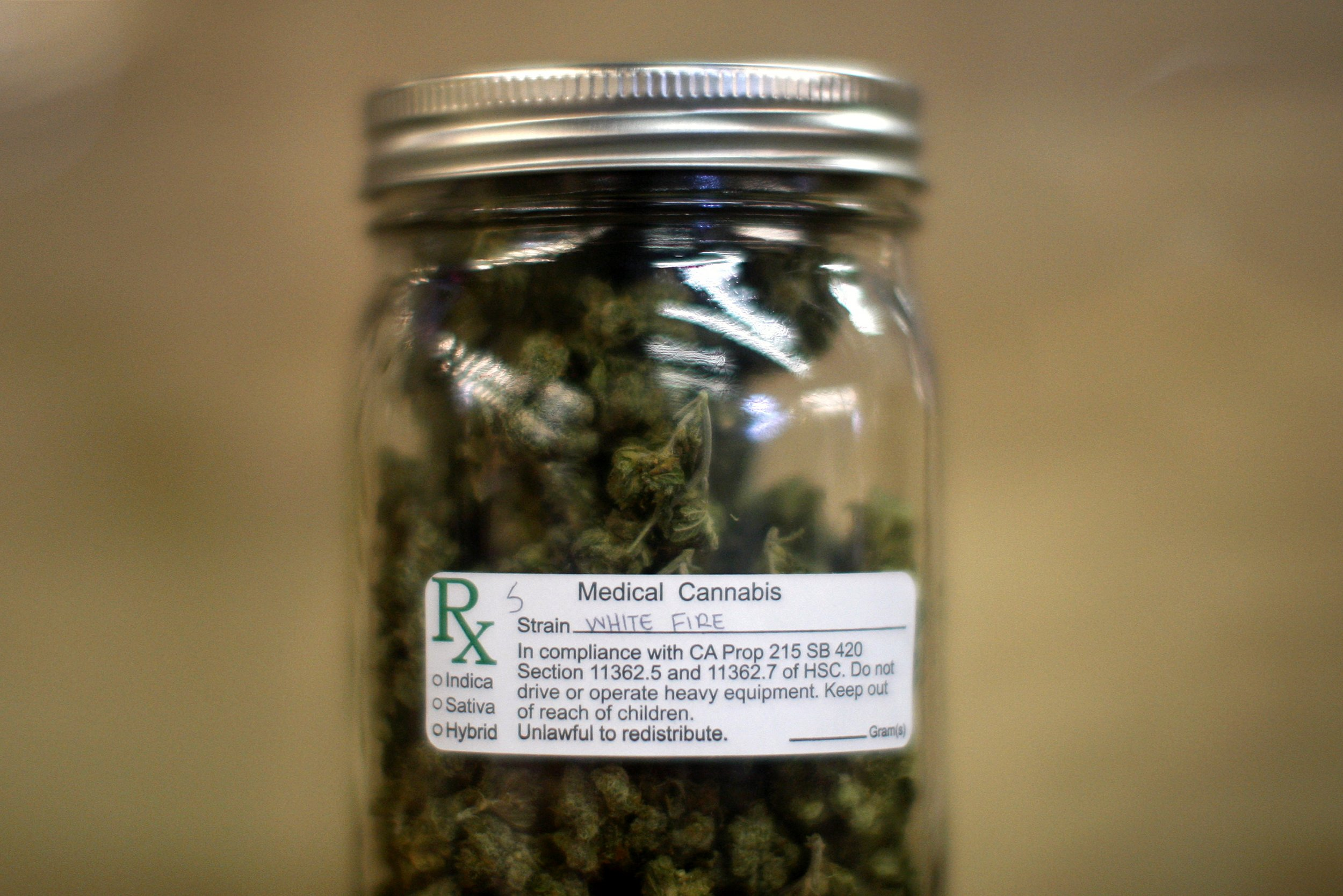 the conflict between federal and state marijuana laws claims a victim
