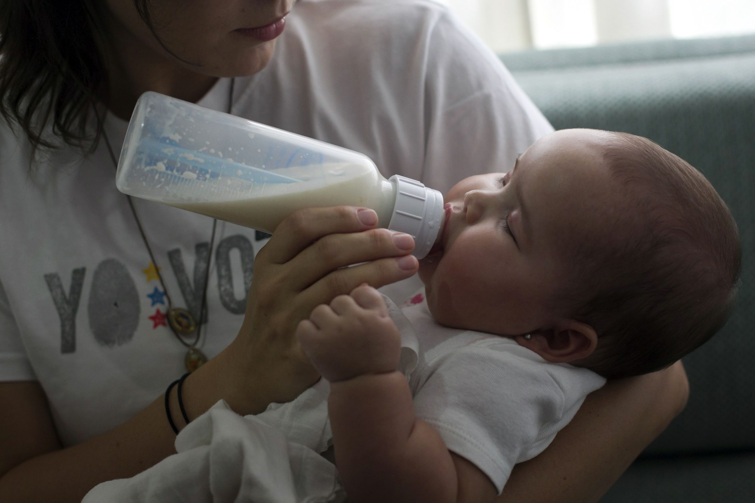 Adults Really Shouldn't Drink Human Breast Milk