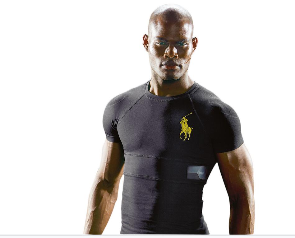 Ralph Lauren polo tech shirt