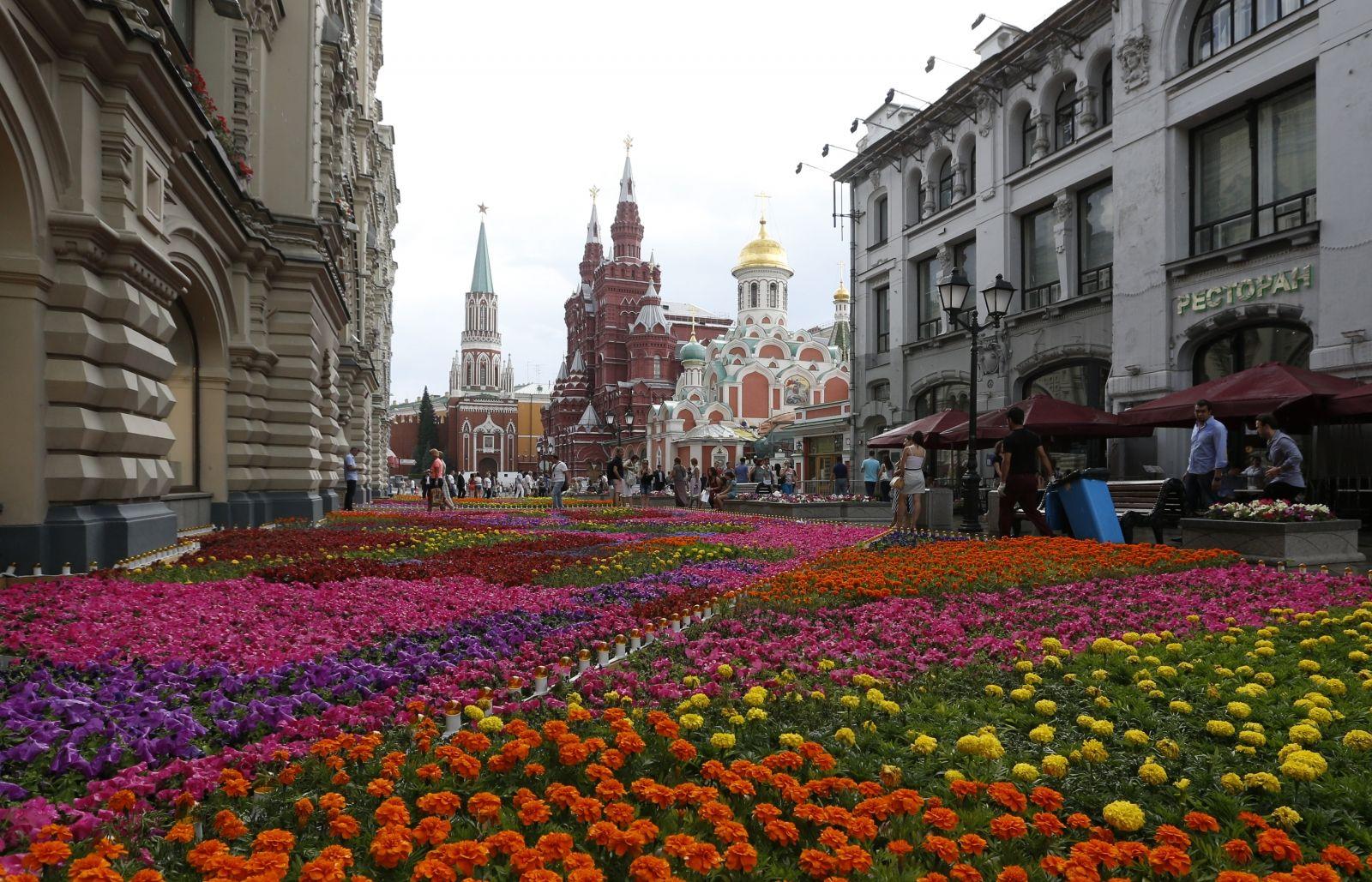 Russian regional perfume range
