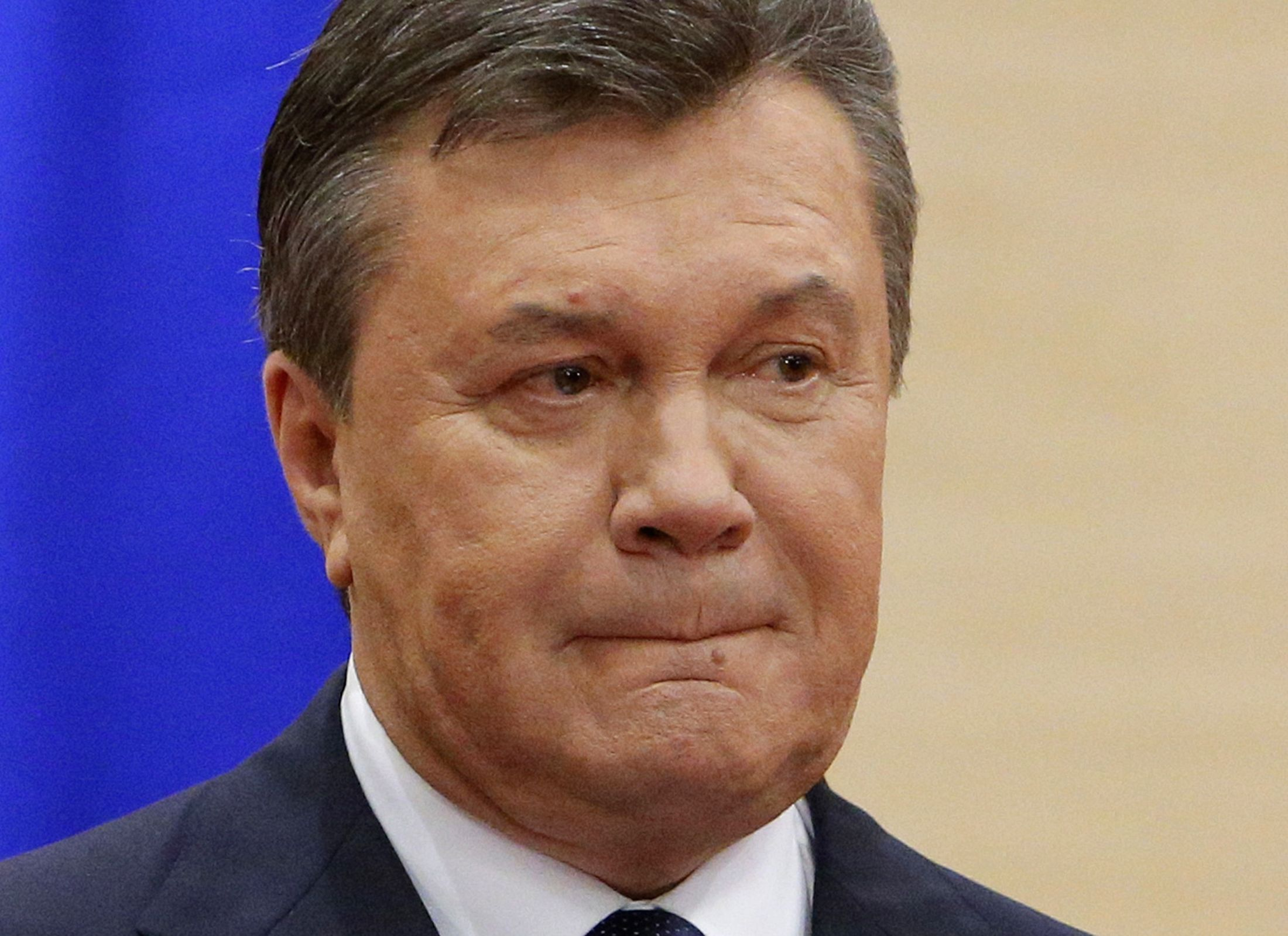 Viktor Yanukovich in Rostov