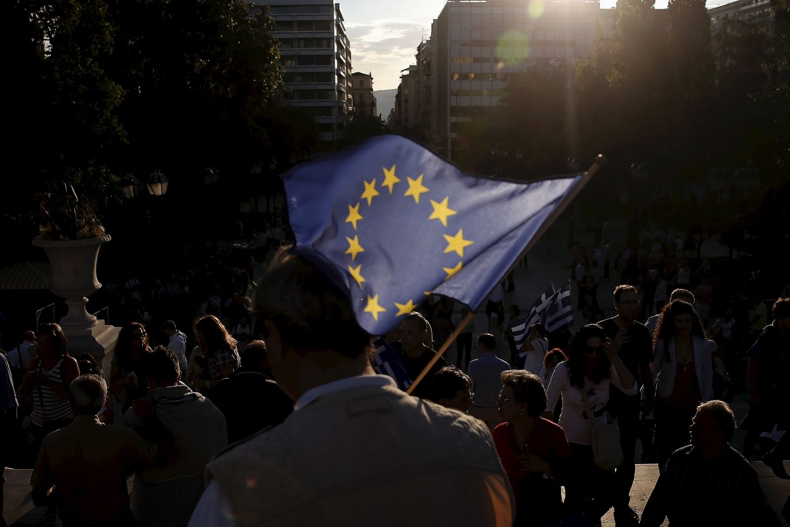 Greece debt crisis' effect on eurozone