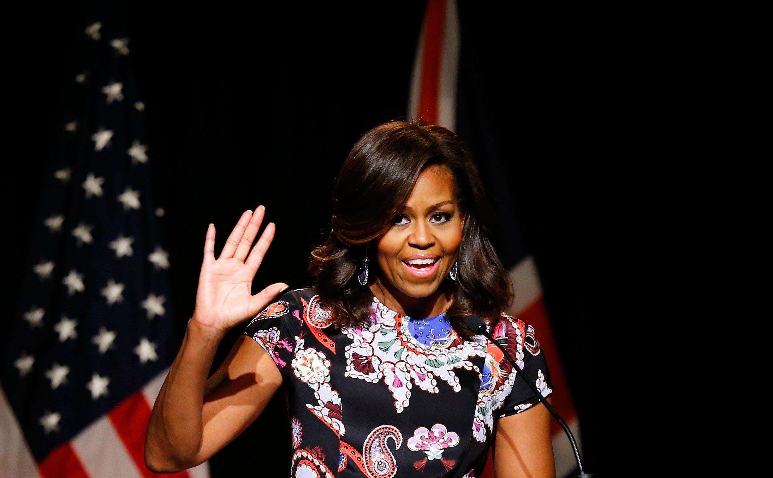 6-23-15 Michelle Obama