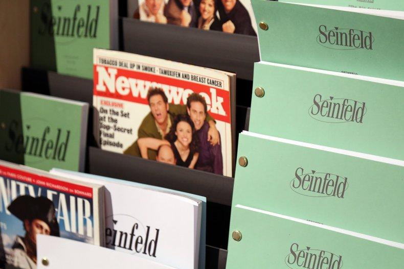 6-24-15 Seinfeld memorabilia