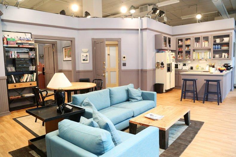 6-24-15 Seinfeld apartment