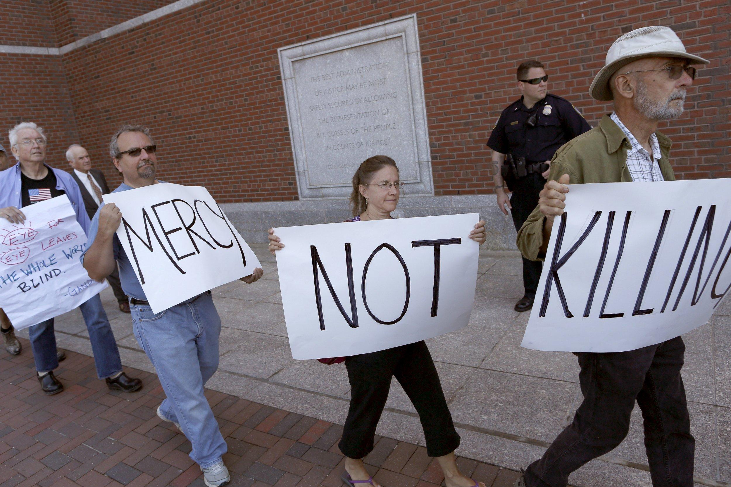 Boston sentencing