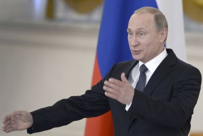 Vladimir Putin approval rating poll