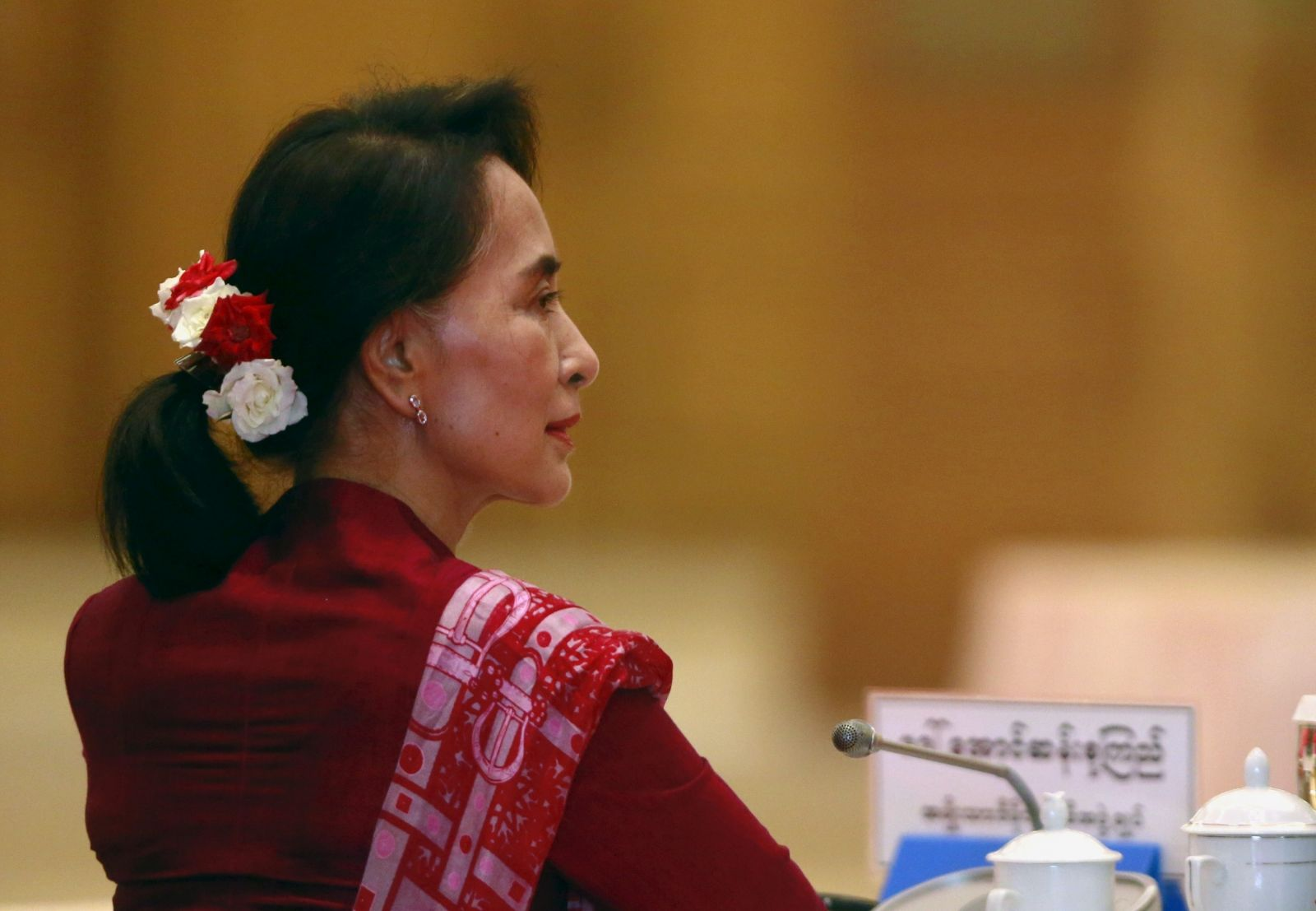 Myanmar Military maintains veto power