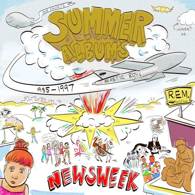 Summer albums