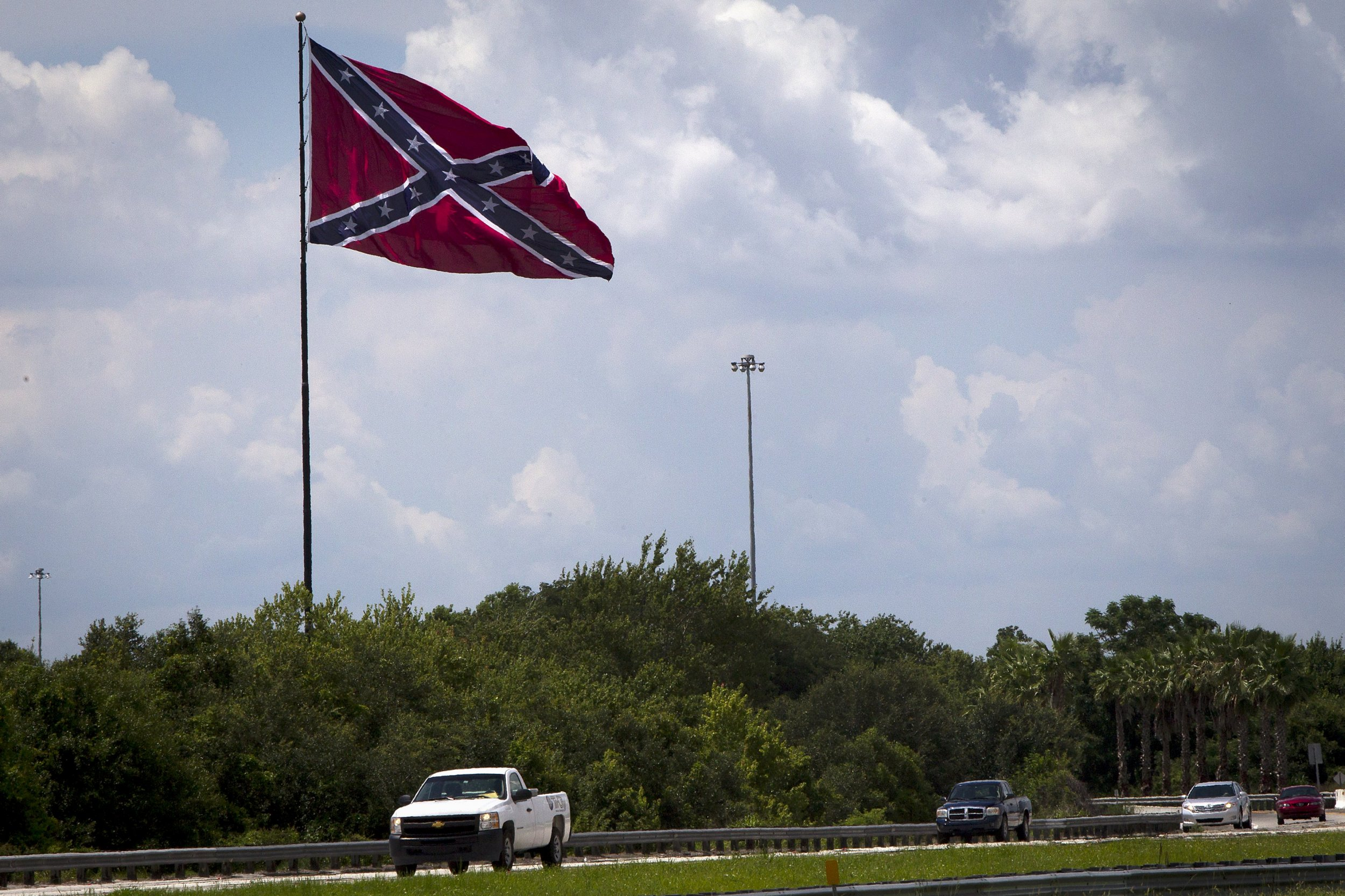 it s not about the confederate flag it s about what the flag means