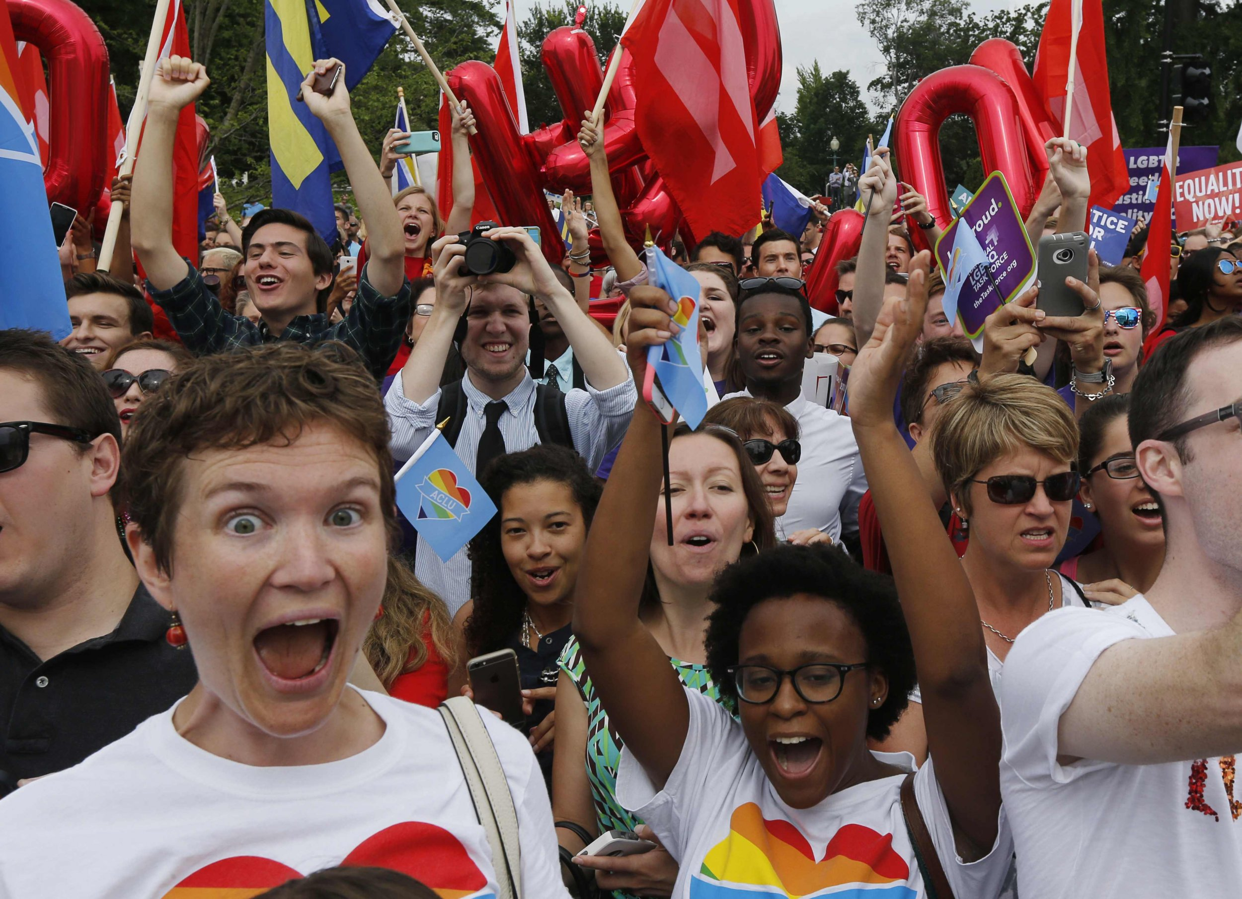 Supreme court victory for gay