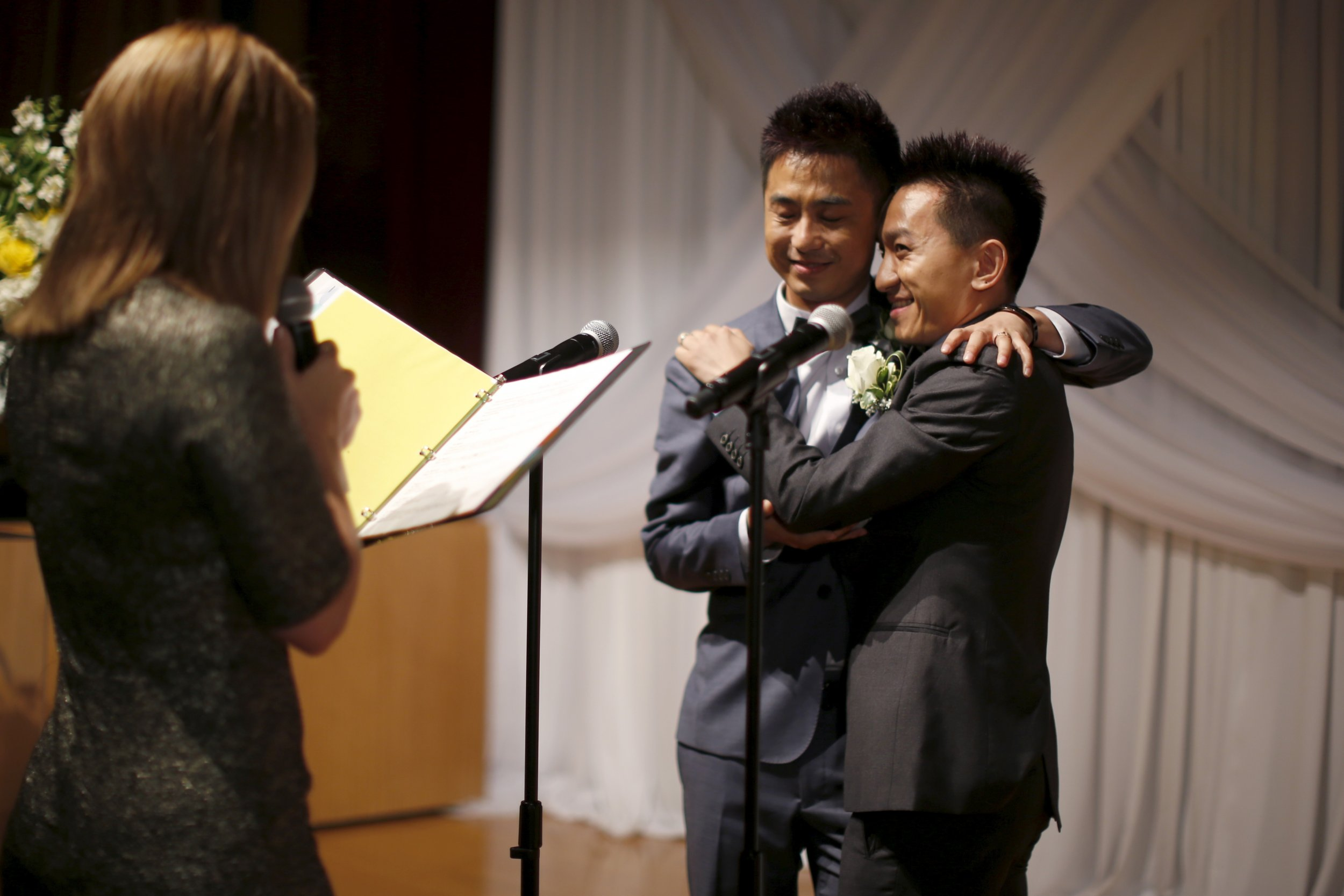 Here are Some of the First Gay Couples Marry After Supreme Court Decision