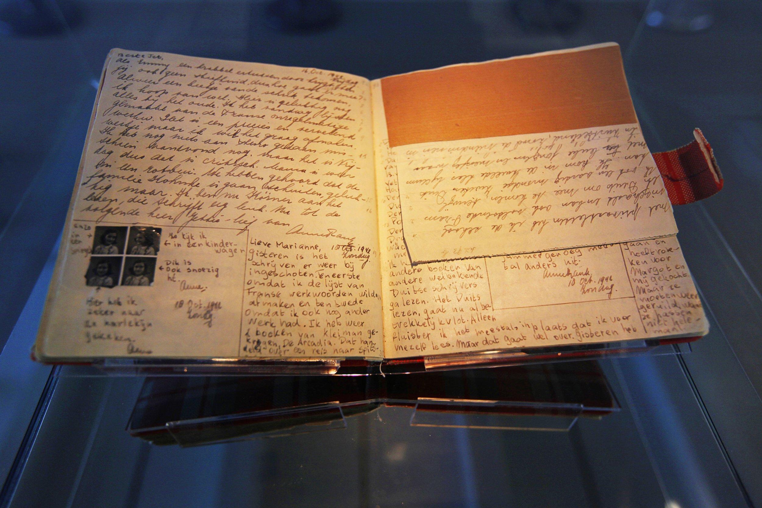 6-27-15 Anne Frank