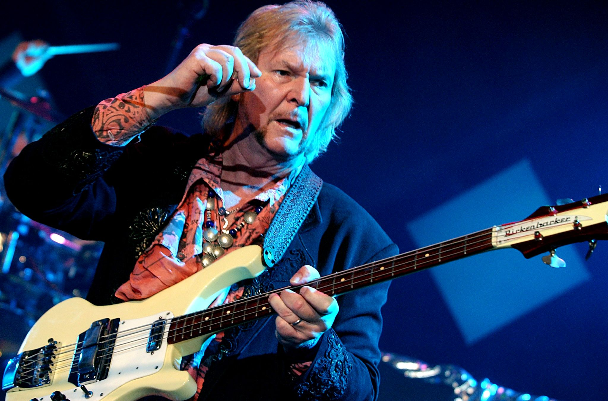 Montreux Jazz Festival >> Chris Squire, Co-Founder of Rock Band Yes, Dies at 67