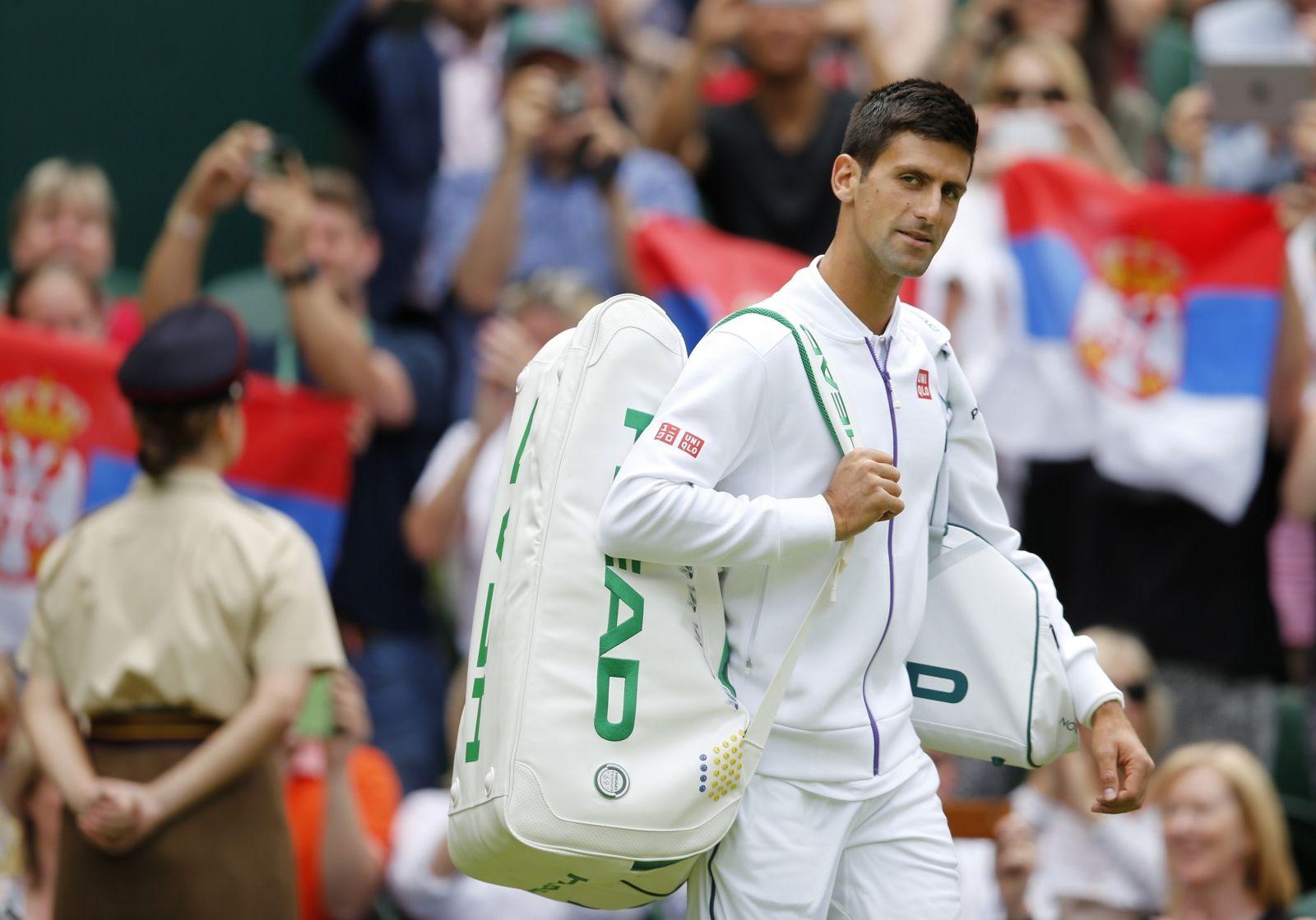 Novak Djokovic cheating row