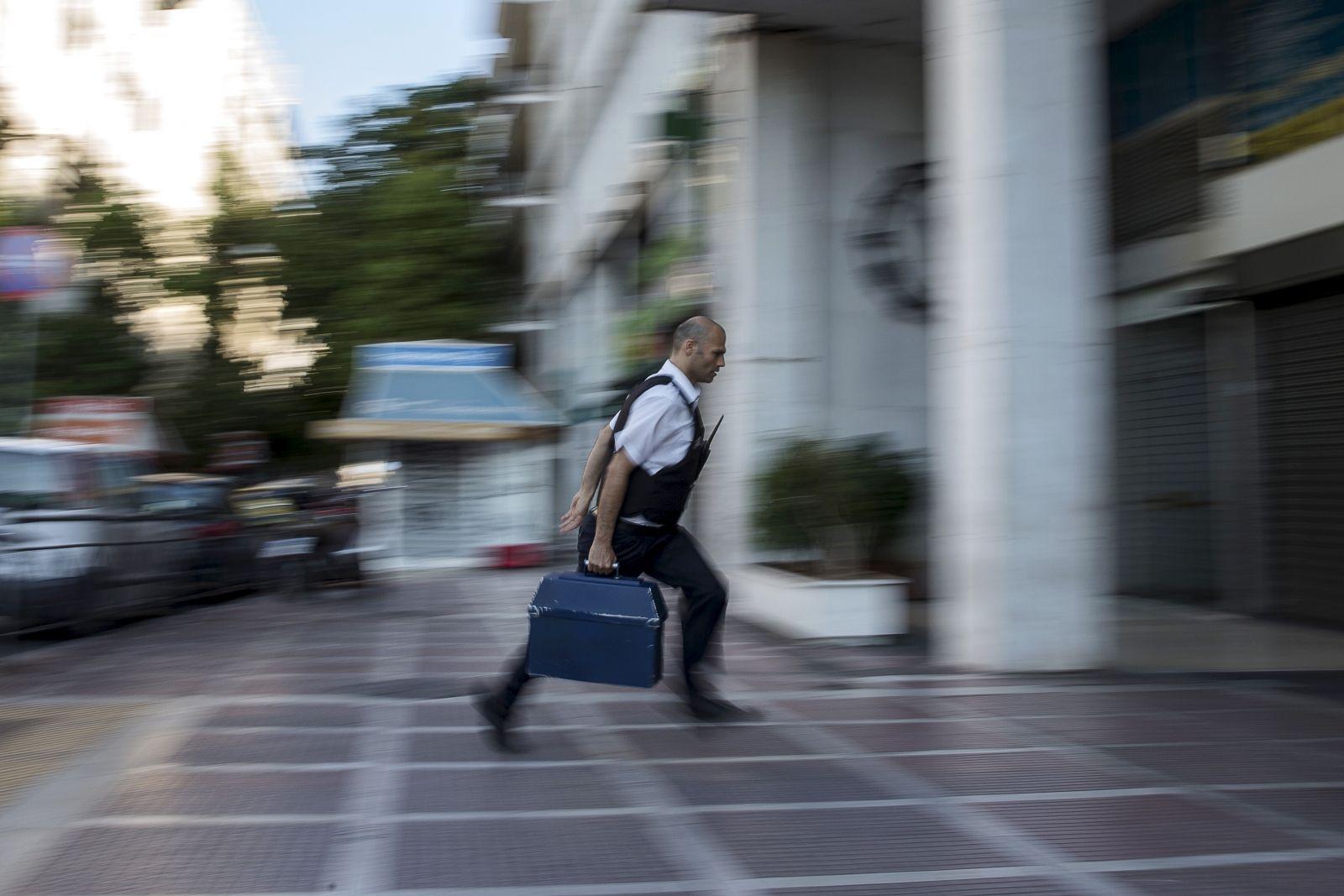 Markets Plunge on Greece Uncertainty
