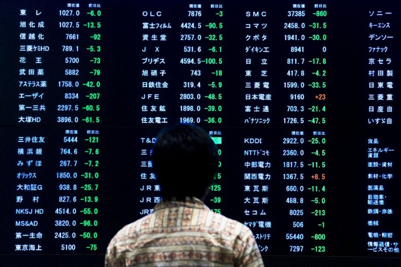 Global Markets Plunge over Greece Uncertainty