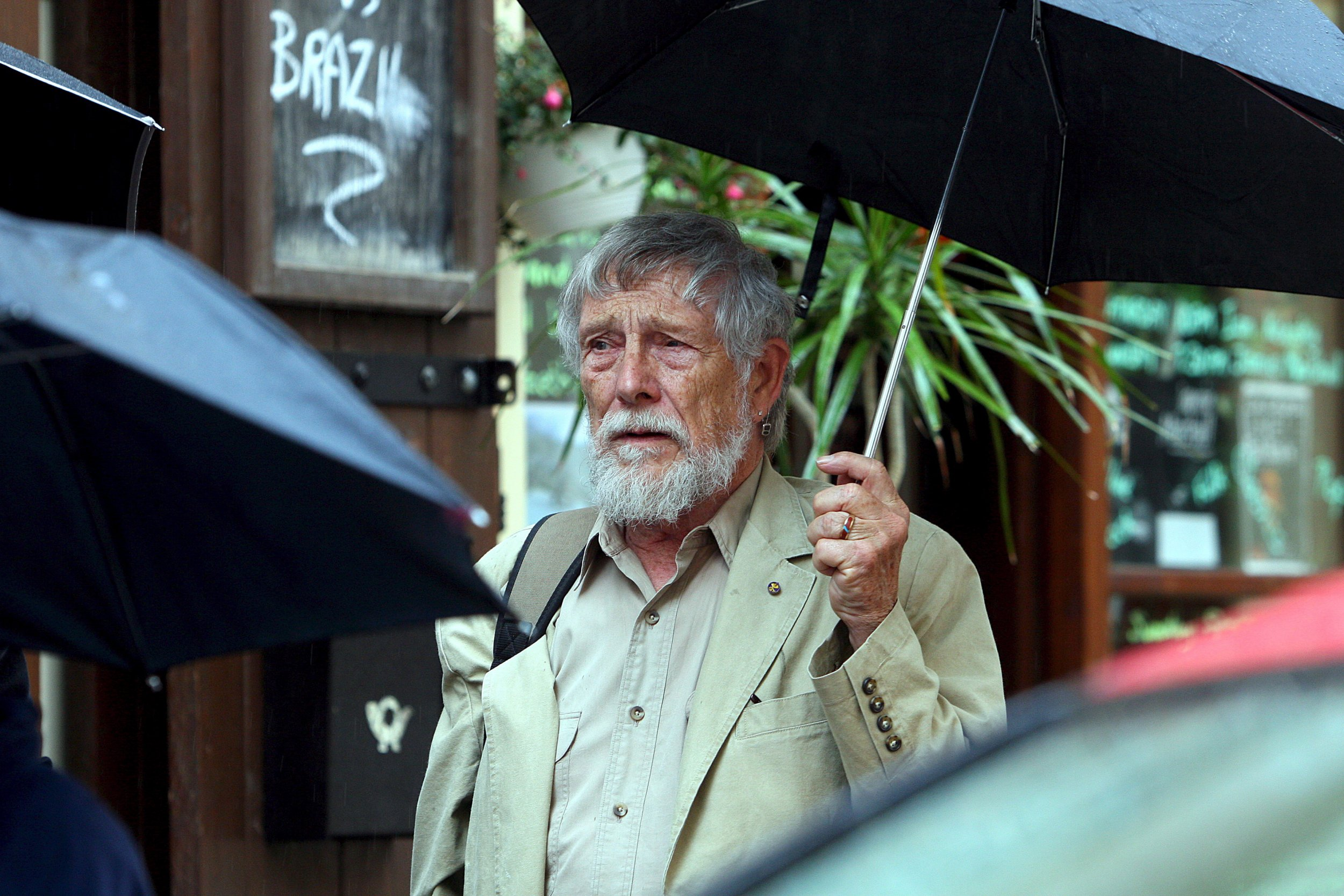Gary Snyder documentary film