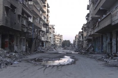 Deir al-Zor, Syria