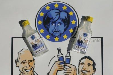 Grexit Vodka