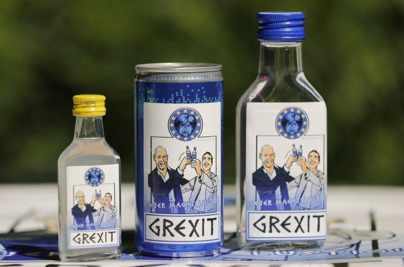 Grexit Vodka 2