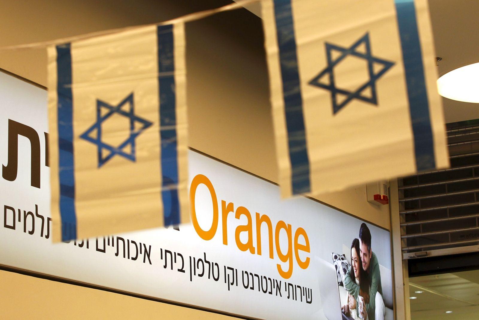 Orange in Israel