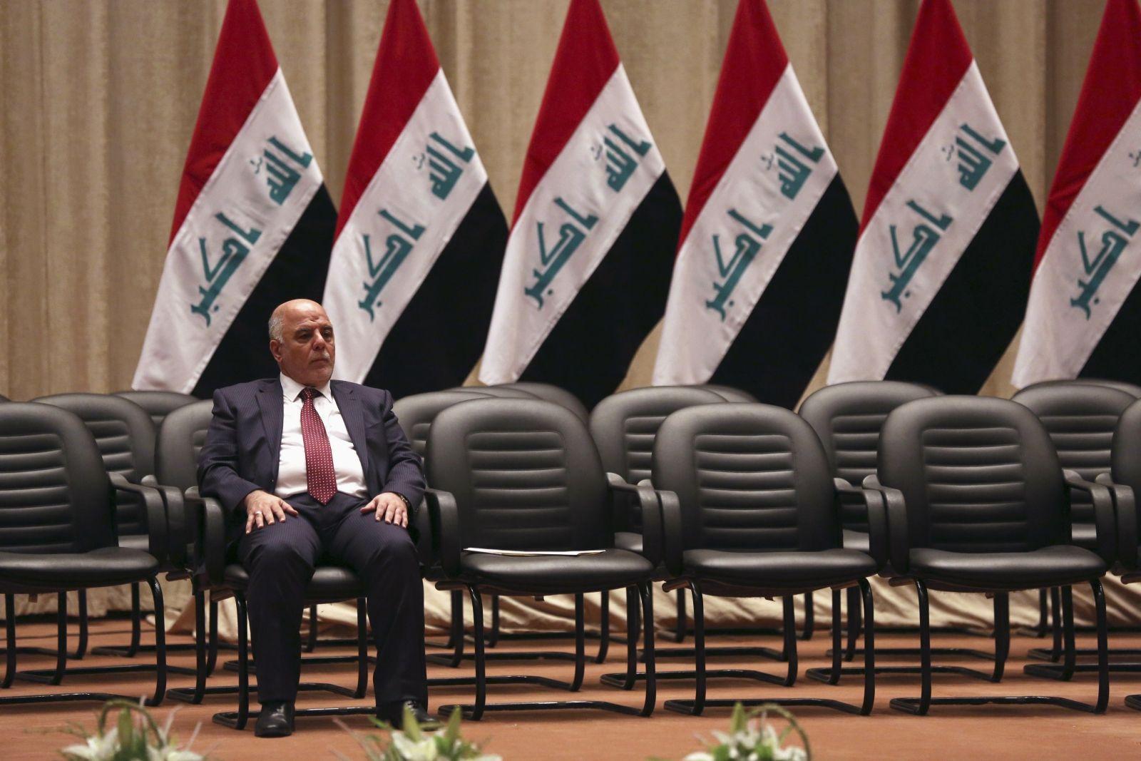 Abadi fires top Kurdish General ISIS