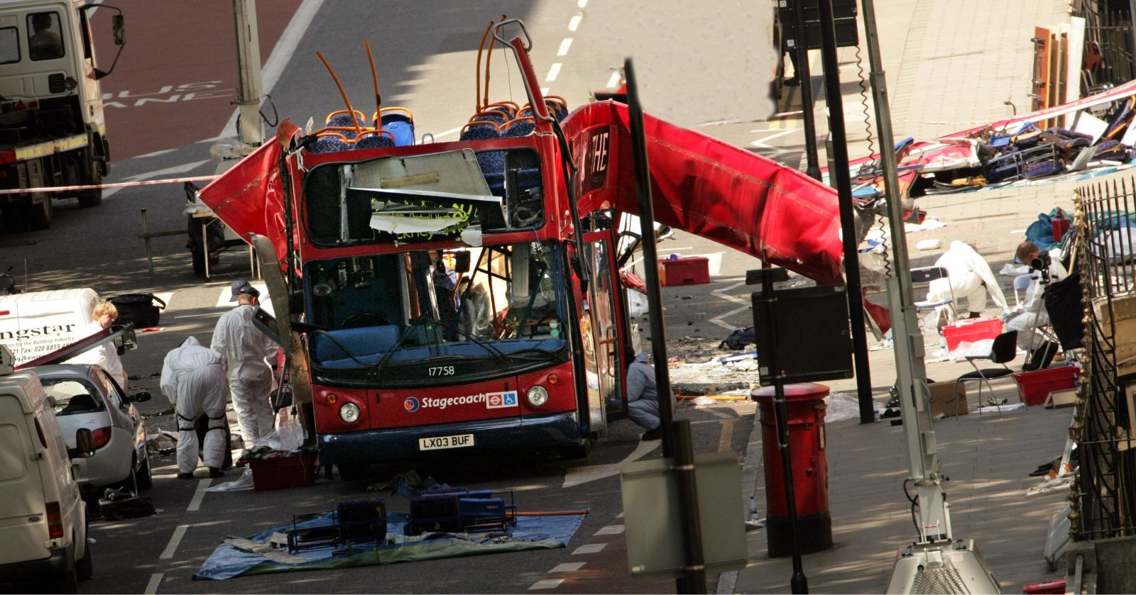 London's Terror Protocols: The Plan for the Next Terrorism