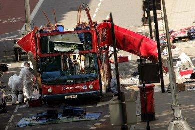 London 7/7 Tavistock Square