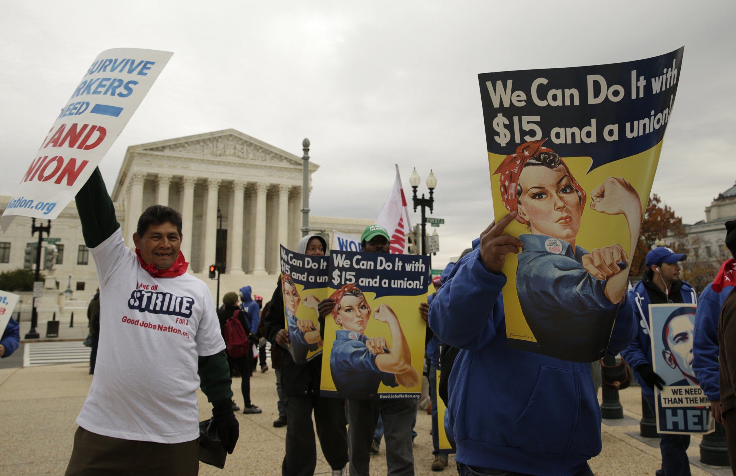 DC Minimum Wage