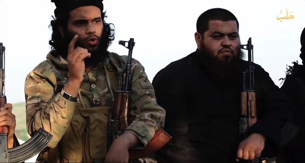 ISIS Hamas Threaten Video Topple