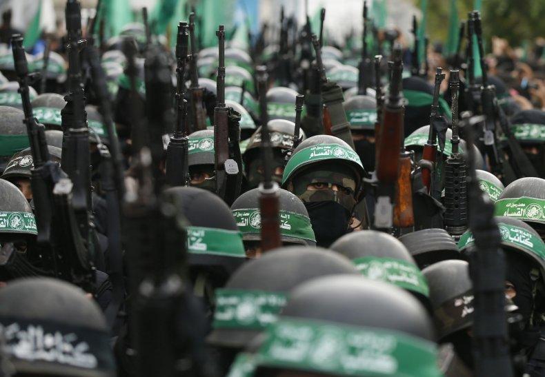 Hamas ISIS Gaza