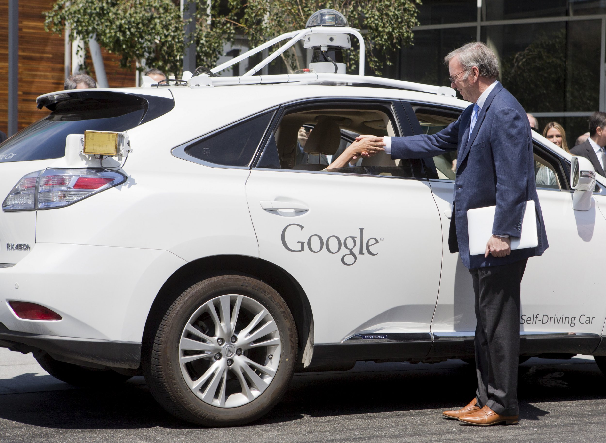 Driving Without Insurance California >> Who Would Insure a Driverless Car?