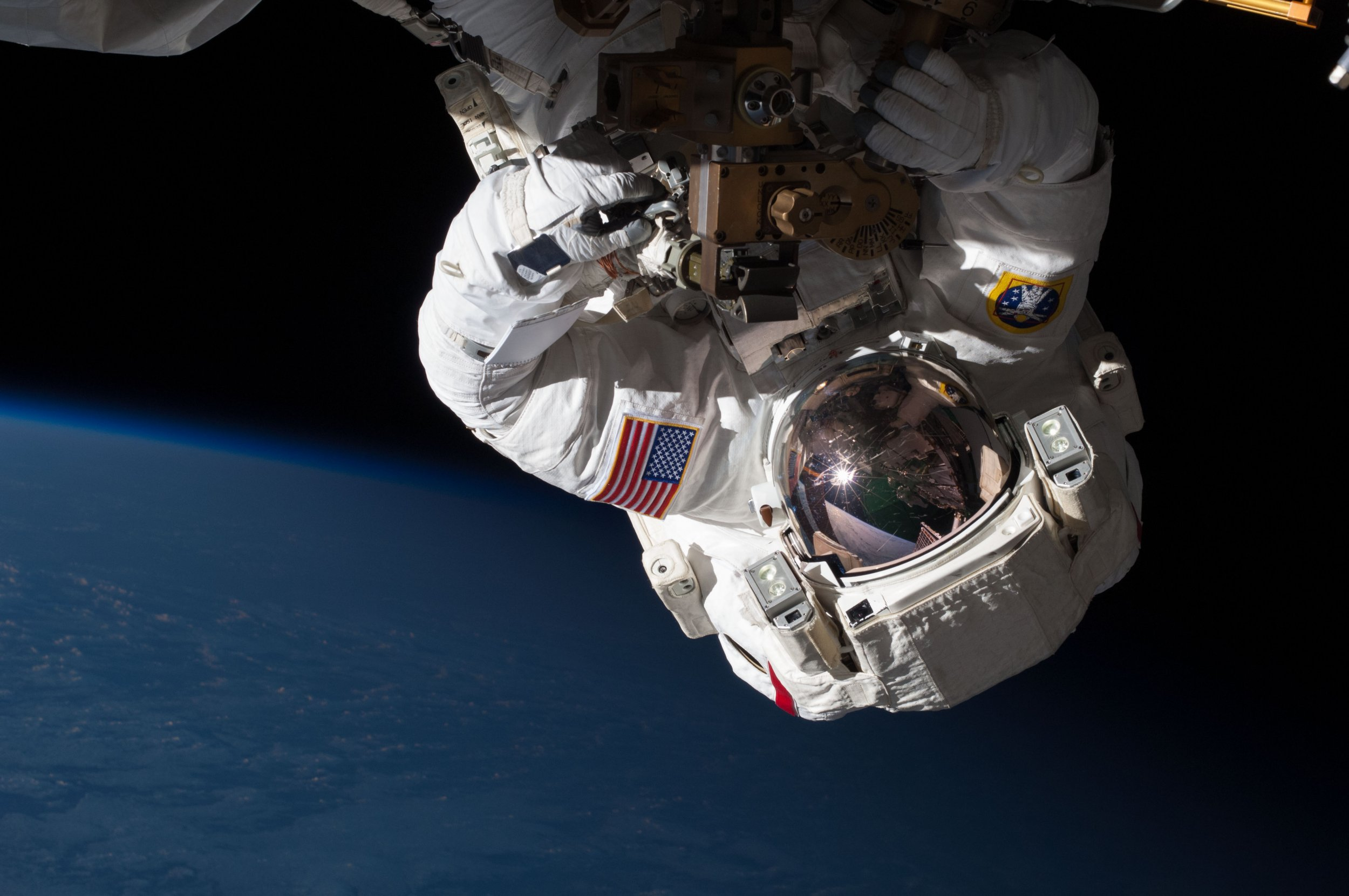 Introducing the Astronaut Clothing of the Future