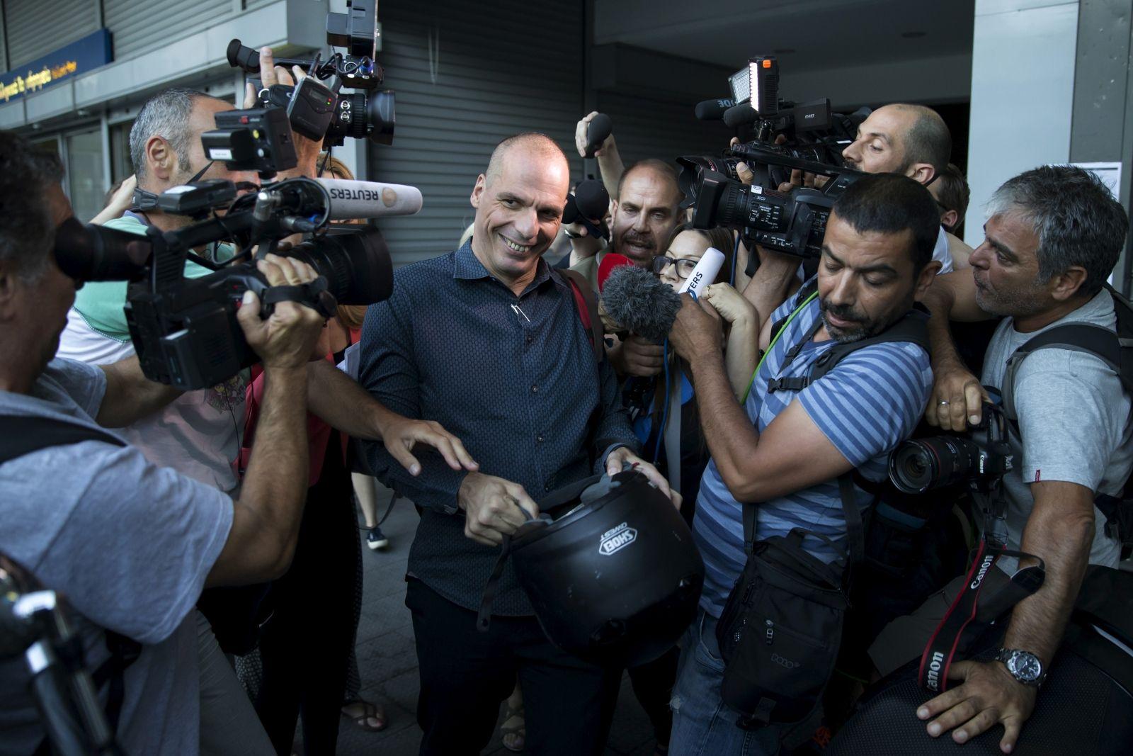 Varoufakis will resign if Yes