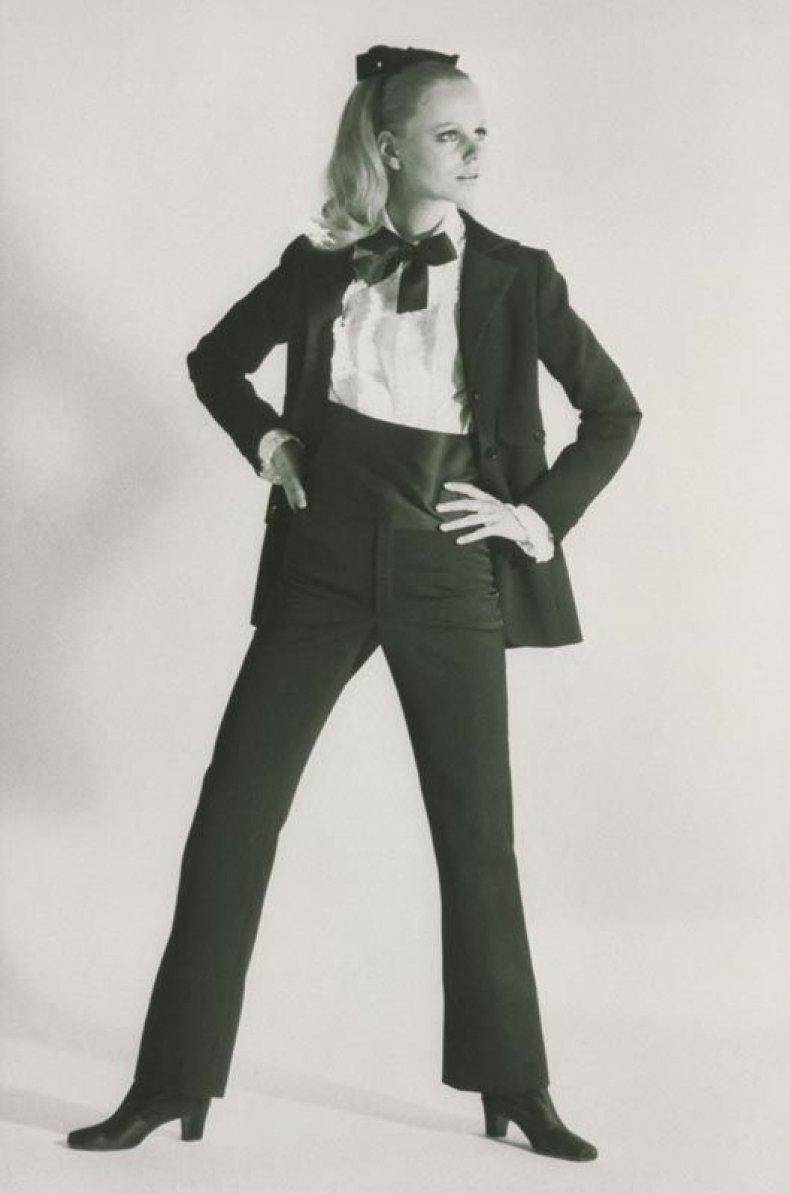 YSL Le Smoking 1966