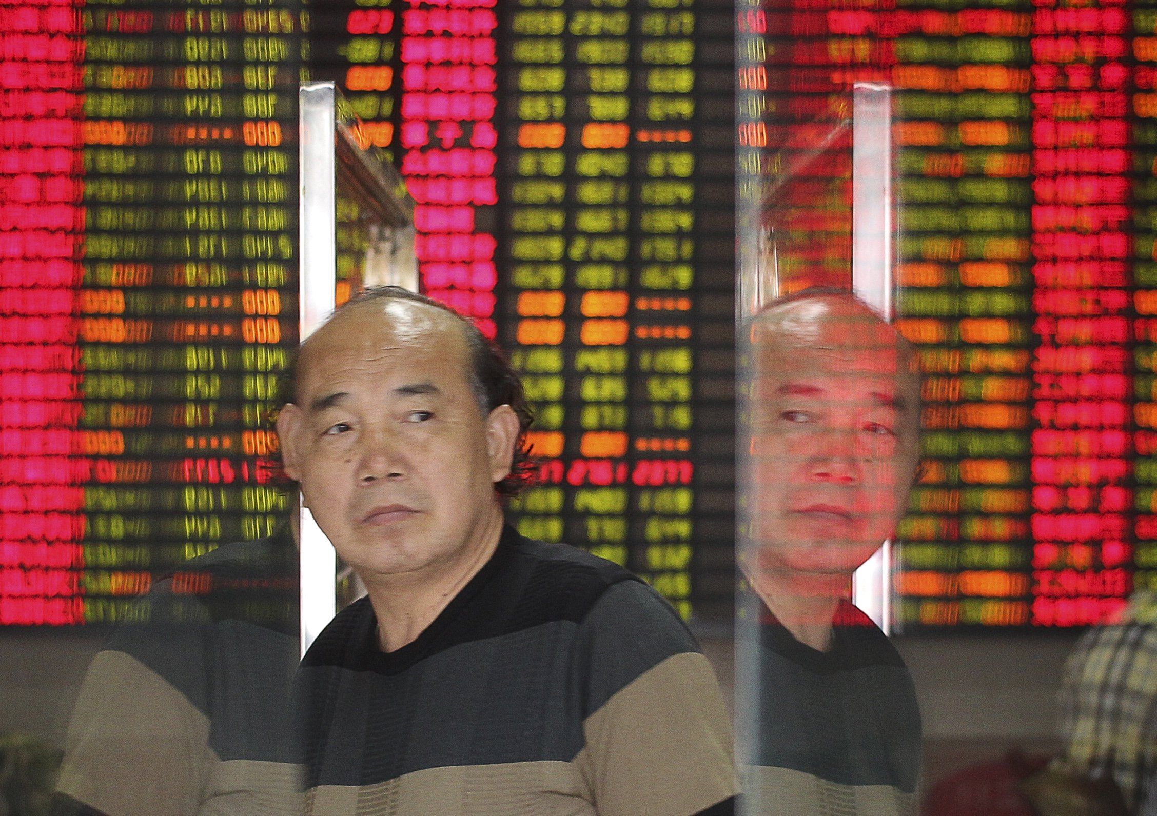 China's Stockmarket Crash