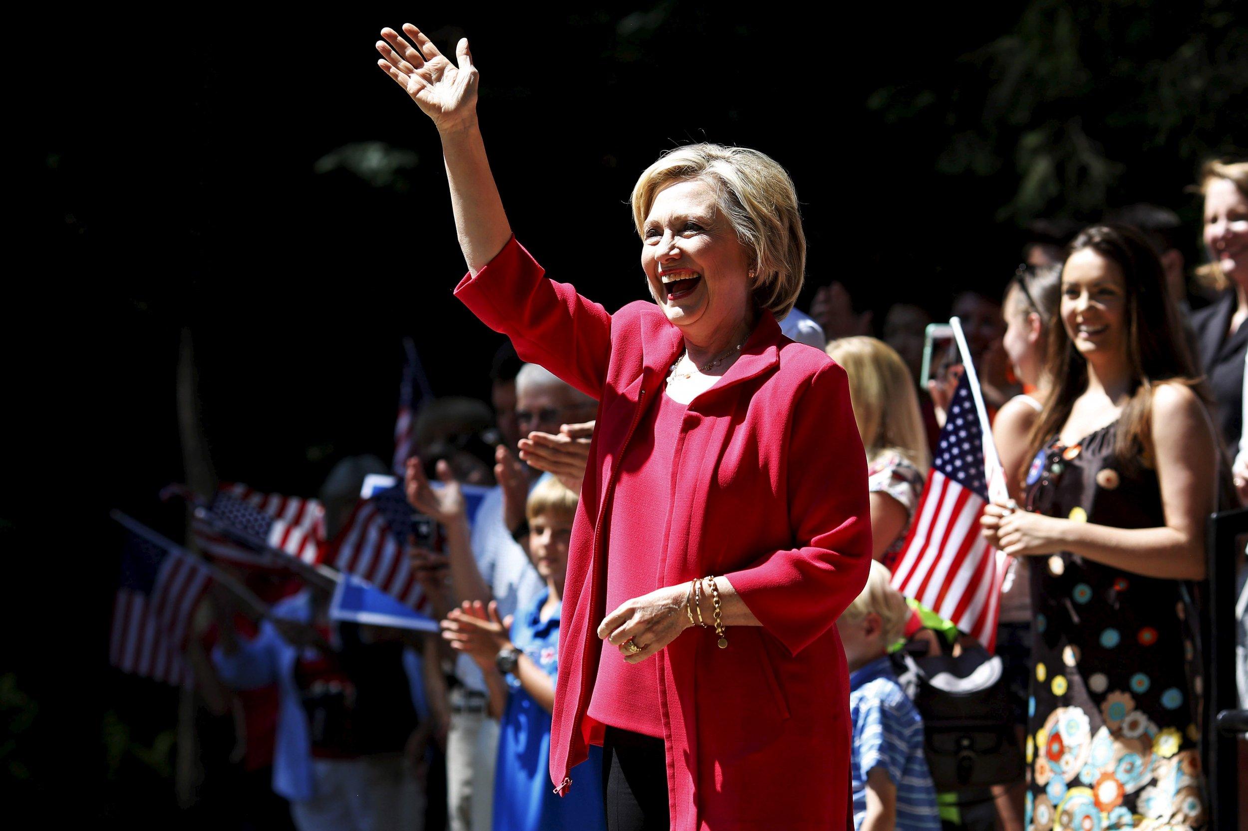 7-6-15 Hillary Clinton