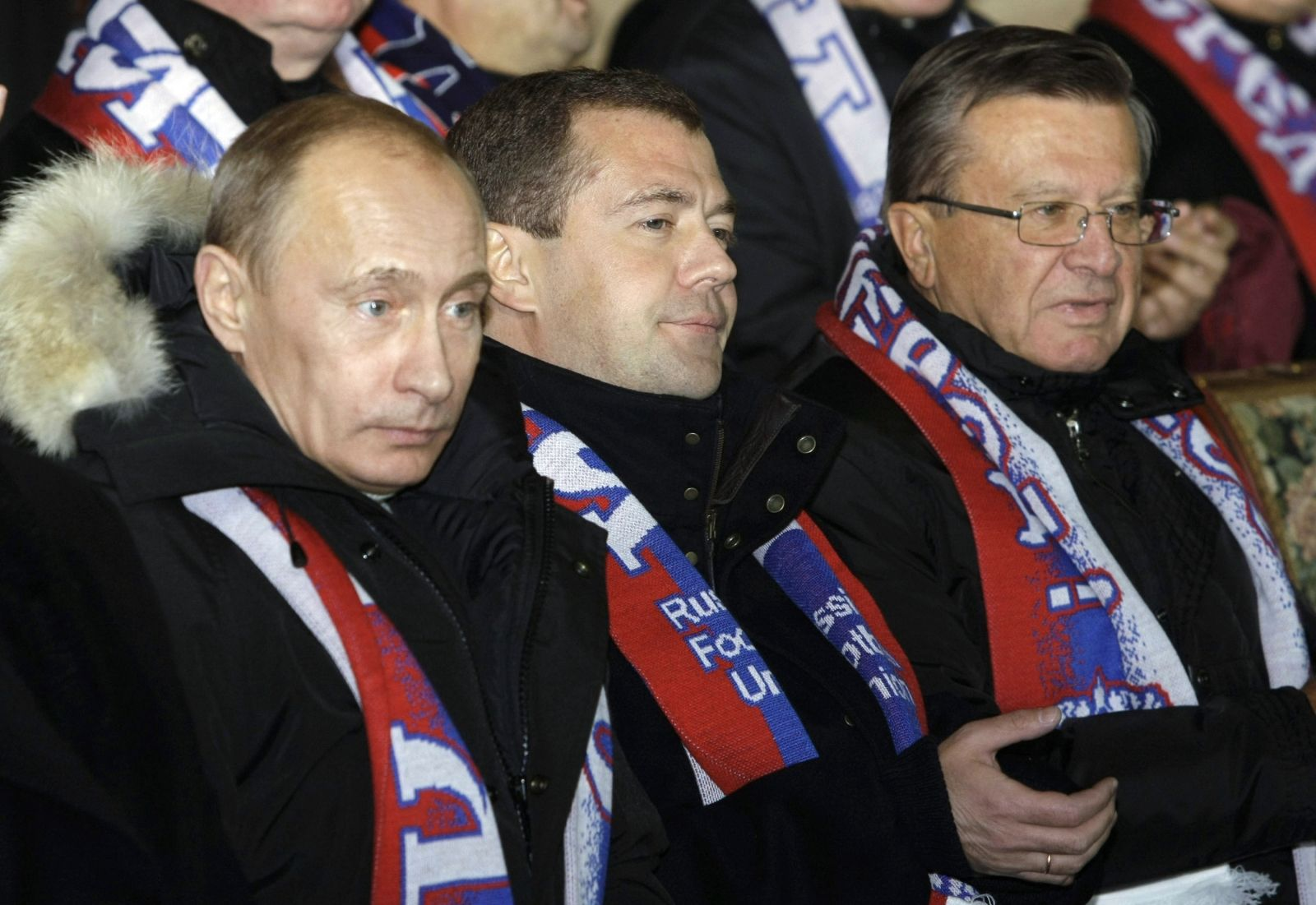Russians indifferent to football