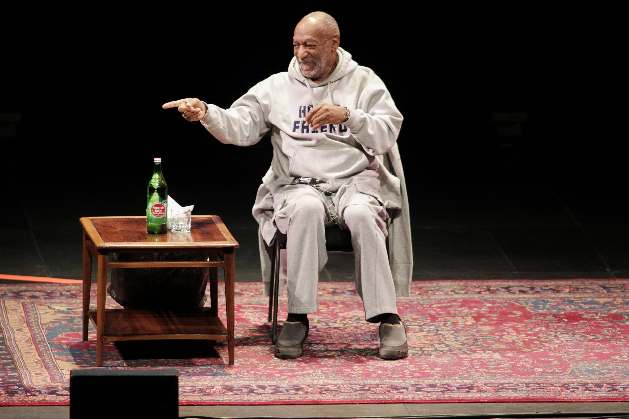 Bill Cosby admitted seeking drugs to give women